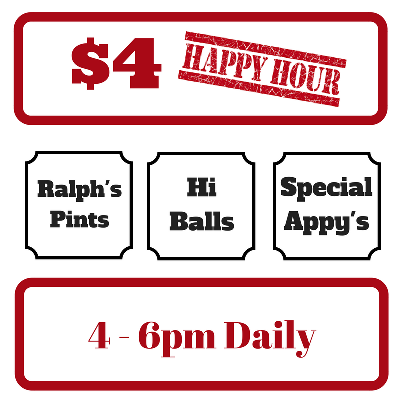 Happy Hour Website Thumbnails