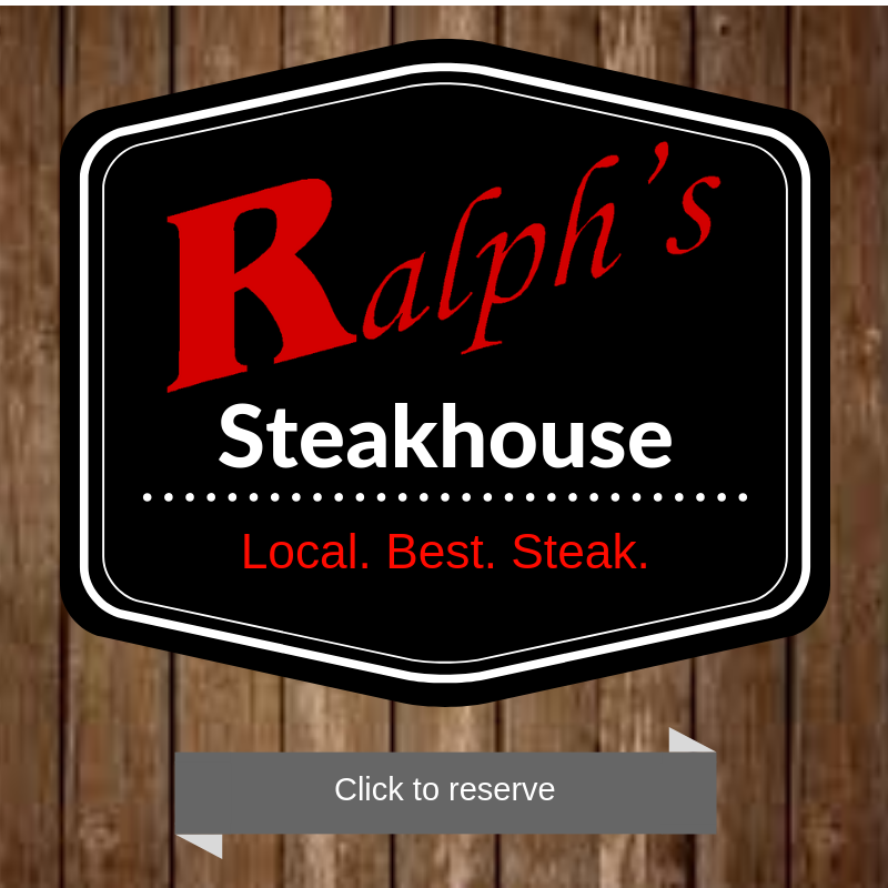Ralphs steakhouse-website